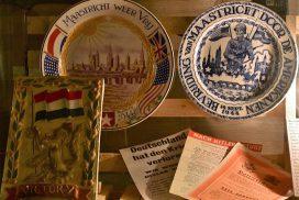 Vitrine Bevrijding Maastricht