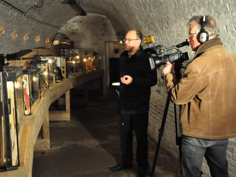 Televisie-opname RTV Maastricht
